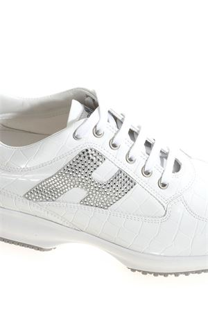 INTERACTIVE SNEAKERS IN WHITE HOGAN | 5032238 | HXW00N02011P99B001