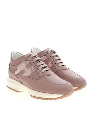 INTERACTIVE SNEAKERS IN PINK HOGAN | 120000001 | HXW00N05641P7KL011