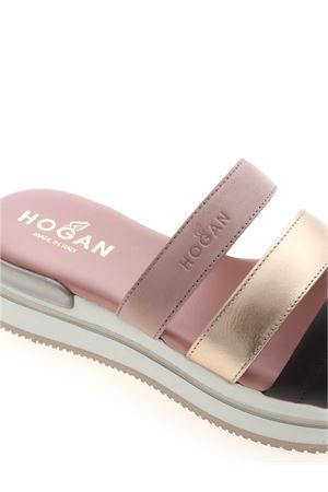 H257 SLIPPERS IN PINK HOGAN | 5032241 | HXW2570DN70PKE0RB3
