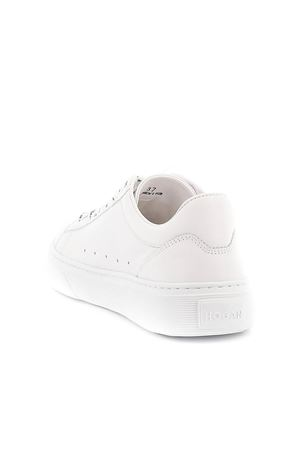H365 SNEAKERS IN WHITE LEATHER HOGAN | 5032238 | HXW3650J970LE9B001