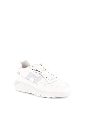 INTERACTIVE³ WHITE SNEAKERS HOGAN | 120000001 | HXW3710AP21IGGB001