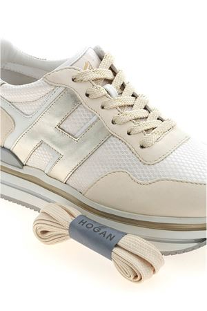 H483 SNEAKERS IN BEIGE HOGAN | 120000001 | HXW4830CB81PFH0RT2