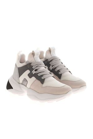 INTERACTION SNEAKERS IN WHITE HOGAN | 120000001 | HXW5250CH20OC50PSZ