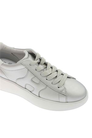 SILVER REBEL SNEAKERS HOGAN | 5032238 | HXW5620DN60PK50906