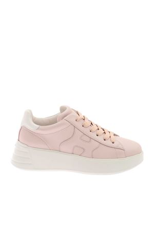 REBEL H562 SNEAKERS IN PINK HOGAN | 5032238 | HXW5620DN60PK50QEJ