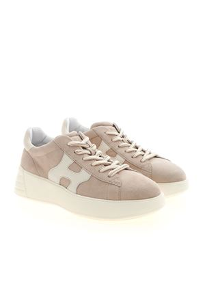 BEIGE REBEL SNEAKERS HOGAN | 5032238 | HXW5620DN60PK60RTK