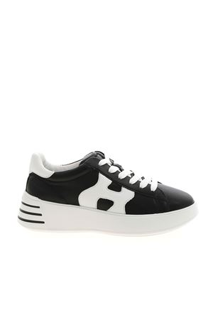 H564 SNEAKERS IN BLACK AND WHITE