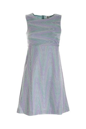 LAMÉ KNITTED DRESS IN GREY M MISSONI | 11 | 2DG005562J0051L903R