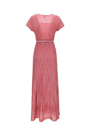 STRIPED DRESS IN PINK