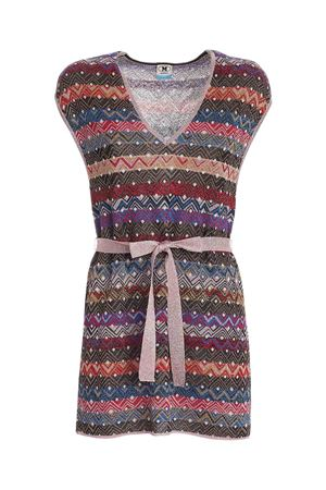 LAMÉ KNITTED MULTICOLOR TOP M MISSONI | 7 | 2DN003432K008XLM02T