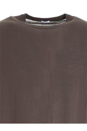 MAGLIONE MANICHE CORTE MARRONE UMA099F3Z03E1360 MALO | 20000006 | UMA099F3Z03E1360