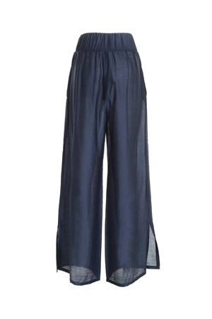 SILK AND MODAL PANTS MAX MARA BEACHWEAR | 20000005 | 31310118600006