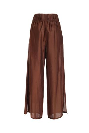 SILK AND MODAL PANTS MAX MARA BEACHWEAR | 20000005 | 31310118600007