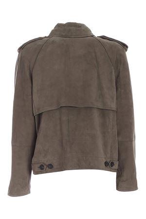 giacca in pelle calamo MAX MARA WEEKEND | 3 | 54410217600001