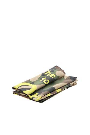 AIDAN CAMOUFLAGE PRINT BEACH TOWEL MC2 SAINT BARTH | 54 | AIDAN5494