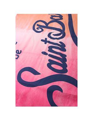 AIDAN BEACH TOWEL IN FLUO PINK AND ORANGE MC2 SAINT BARTH | 54 | AIDANSTDY87