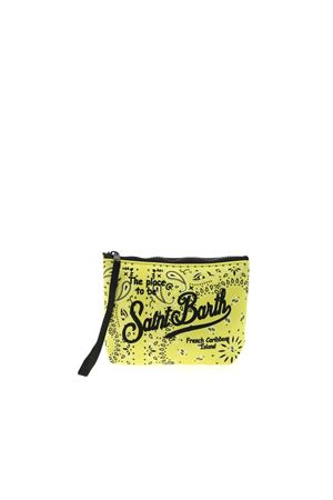 ALINE BAG IN NEON YELLOW