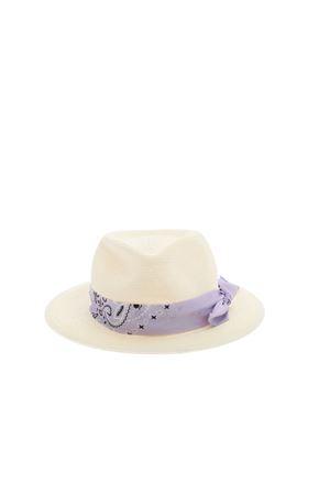 CHAPEAUX BN HAT IN CREAM COLOR MC2 SAINT BARTH | 26 | CHAPEAUXBN10BN01