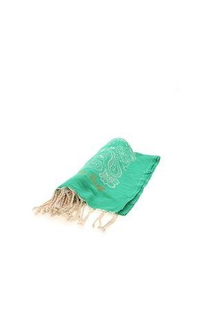 BANDANA BEACH TOWEL IN GREEN MC2 SAINT BARTH | 54 | FOUTASJNBAN57