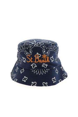 JAMES HAT IN BLUE MC2 SAINT BARTH | 26 | JAMESSBNR68