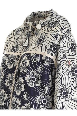 KERAGAN JACKET IN WHITE AND BLUE MONCLER   13   1A761005956R770