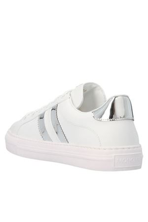 ARIEL SNEAKERS IN WHITE MONCLER | 5032238 | 4M7044002SRY002