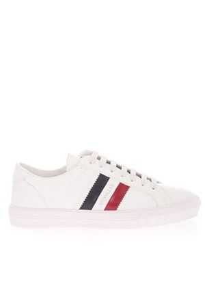 NEW MONACO SNEAKERS IN WHITE MONCLER   5032238   4M7144001A9A002