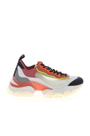 LEAVE NO TRACE LIGHT MULTICOLOR SNEAKERS MONCLER | 5032238 | 4M7240002SR3002