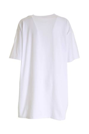 BRANDED MAXI T-SHIRT IN WHITE MONCLER | 11 | 8C7A210829HP001
