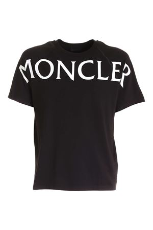 MONCLER T-SHIRT IN BLACK MONCLER | 8 | 8C7C510829H8999
