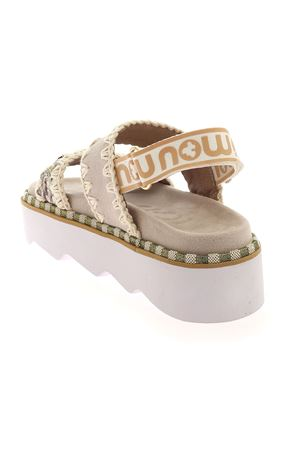 NEW BIO MULTICOLOR SANDALS MOU | 5032241 | SW271001DRKSNA