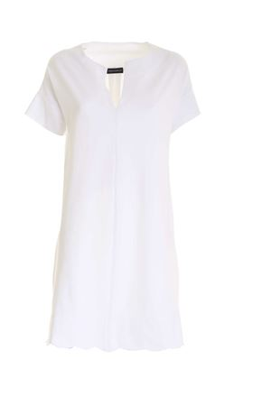SHORT SLEEVES DRESS IN WHITE PAOLO FIORILLO CAPRI | 11 | 29401200001