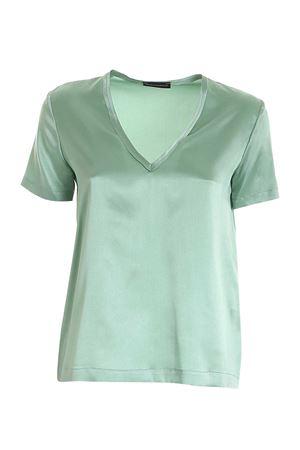 t-shirt scollo v PAOLO FIORILLO CAPRI | 8 | 31782094013