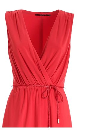 BELT DRESS IN RED POLO RALPH LAUREN | 11 | 250830125001