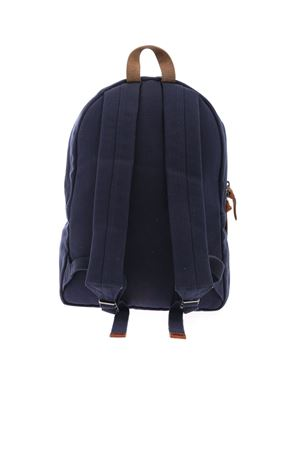 POLO BEAR EMBROIDERY BACKPACK IN BLUE POLO RALPH LAUREN | 10000008 | 405819537001