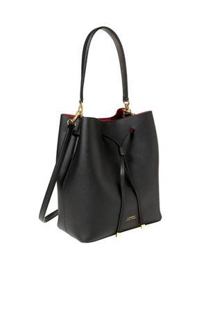 DEBBY BUCKET BAG IN BLACK POLO RALPH LAUREN | 70000001 | 431697679001