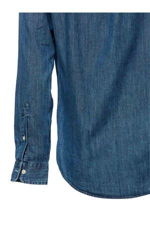 BLUE DENIM BUTTON-DOWN SHIRT POLO RALPH LAUREN | 6 | 710548539001