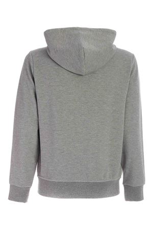 LOGO SWEATSHIRT IN MELANGE GREY POLO RALPH LAUREN | -108764232 | 710652313040
