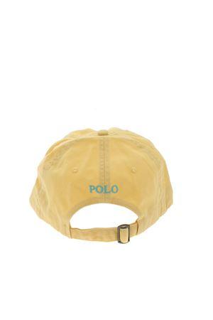 EMBROIDERY BASEBALL CAP IN YELLOW POLO RALPH LAUREN | 26 | 710811338009