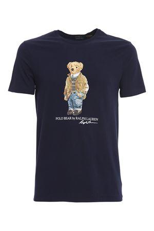 POLO BEAR PRINTED T-SHIRT POLO RALPH LAUREN | 8 | 710835761001