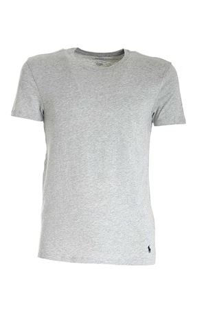 3 T-SHIRTS SET IN WHITE, GREY AND BLACK POLO RALPH LAUREN | 8 | 714830304002