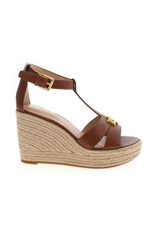 HALE SANDALS IN BROWN POLO RALPH LAUREN | 5032241 | 802774783001