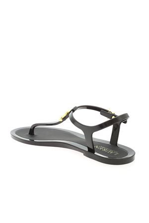 FLIP FLOPS SANDALS IN BLACK POLO RALPH LAUREN | 5032241 | 802784684001