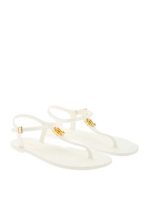 FLIP FLOPS SANDALS IN WHITE POLO RALPH LAUREN | 5032241 | 802784684006