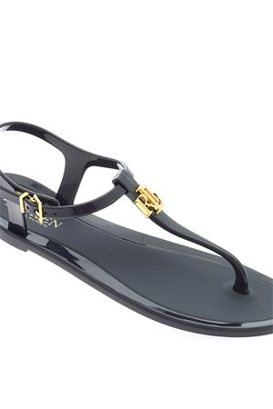 FLIP FLOPS SANDALS IN BLUE