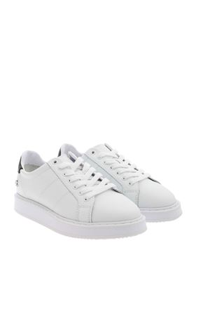 LOGO SNEAKERS IN WHITE POLO RALPH LAUREN | 5032238 | 802836456004