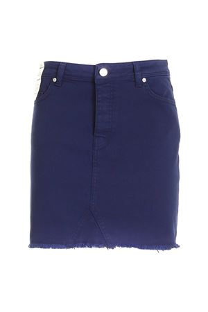 ALMA SKIRT IN BLUE