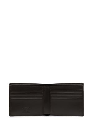 BROWN LEATHER WALLET TOD