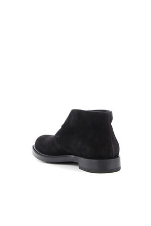 ANKLE BOOT IN SUEDE TOD