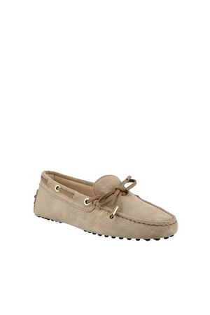 GOMMINO SUEDE LOAFERS TOD